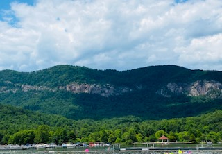 Lake Lure…A North Carolina Gem