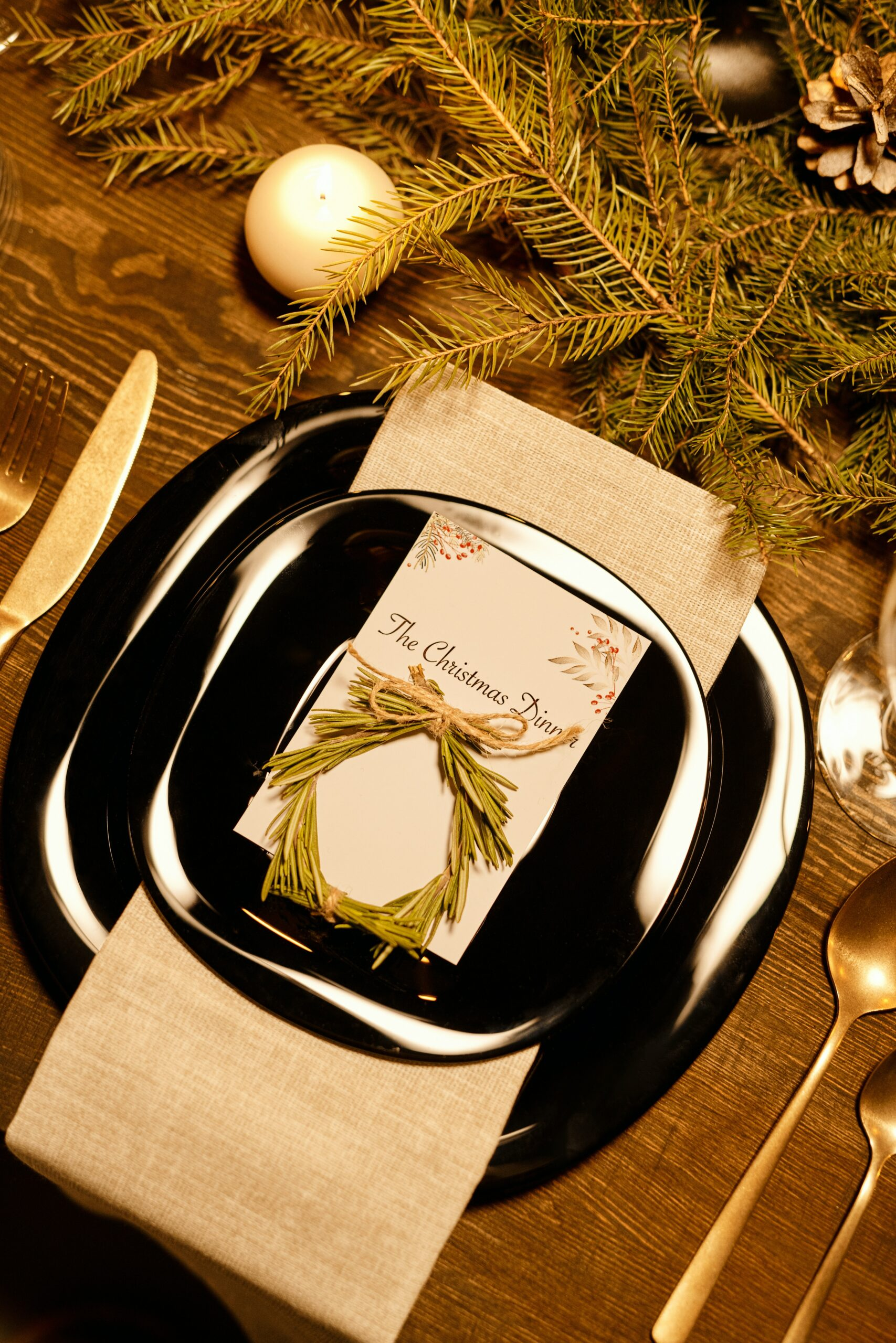 What are you serving up for dinner this Christmas?